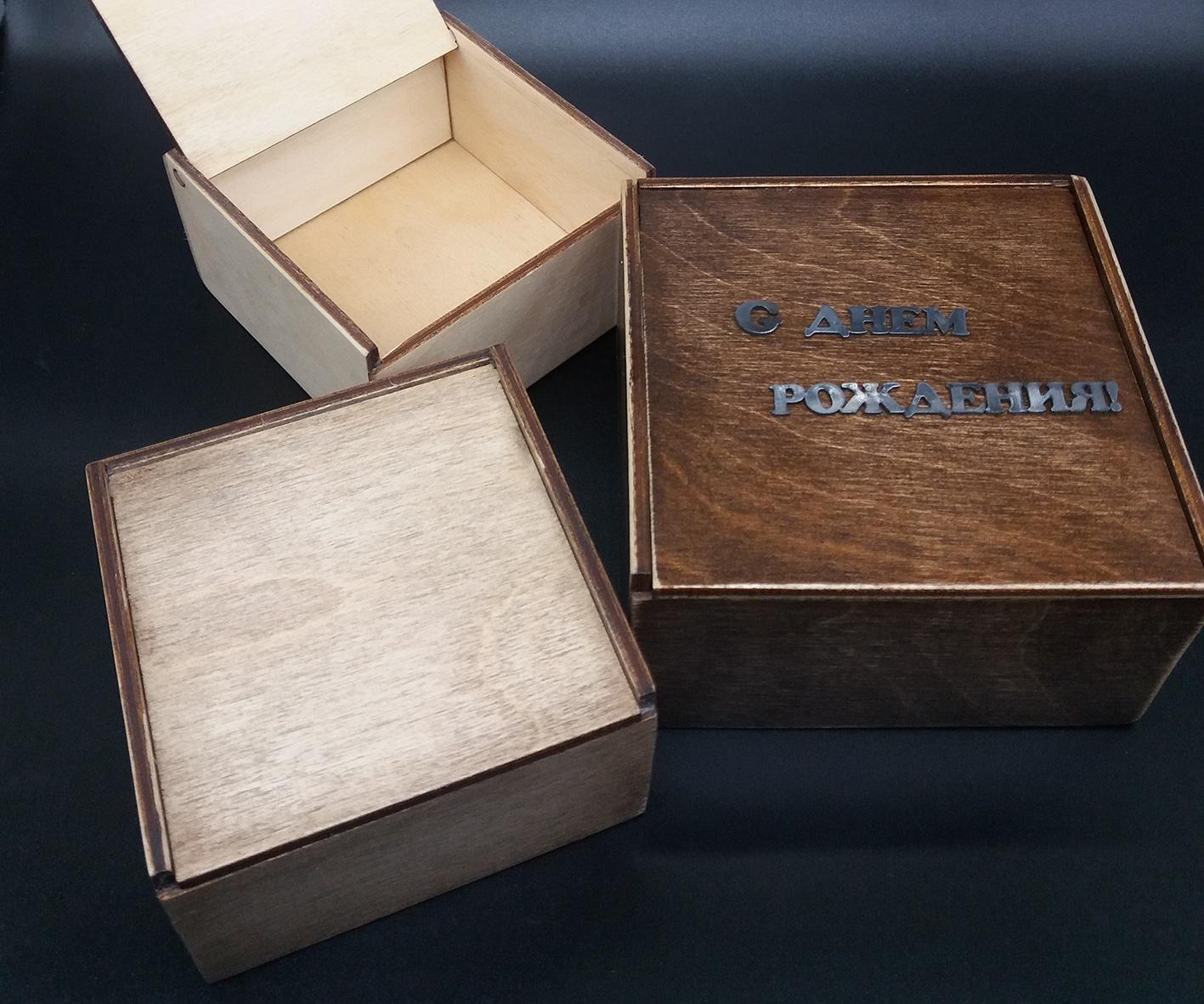 Персонализированная упаковка