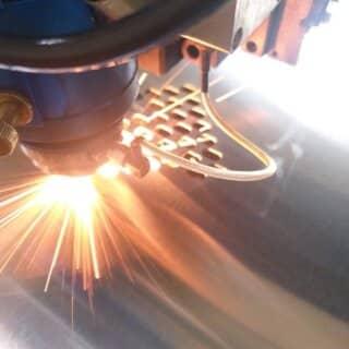 резка металла на лазерном станке