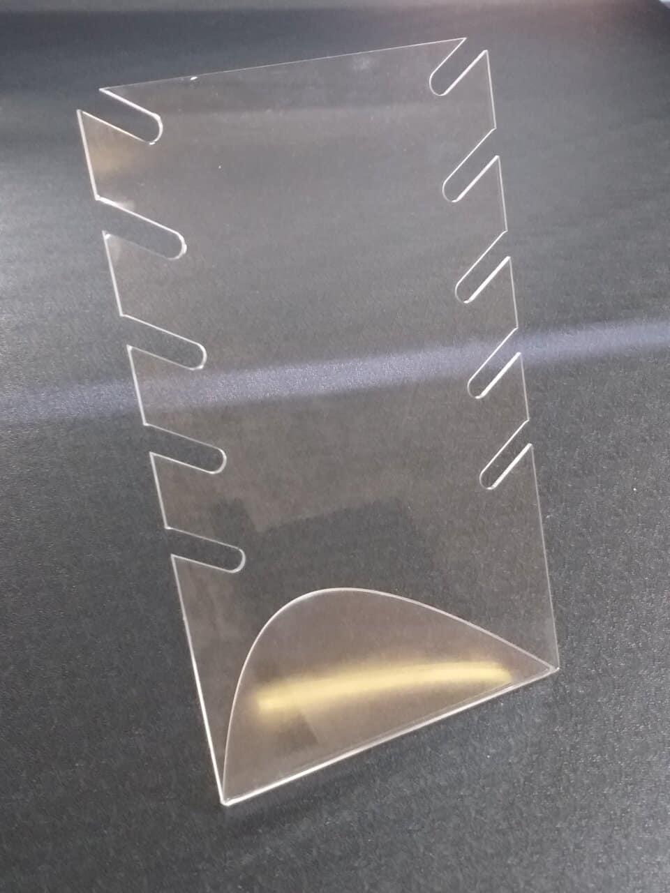 Акриловая подставка для цепочек